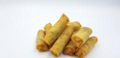 U7. Spring rolls su daržovėmis 12vnt – 2.99€