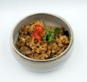 Kepti ryžiai su jautiena